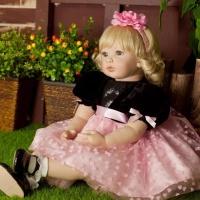 Кукла реборн девочка (артикул 270)