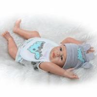 Кукла реборн мальчик (артикул 243)