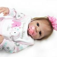 Кукла реборн девочка (артикул 495)