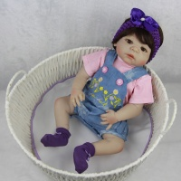 Комплект одежды для куклы реборн (артикул 513)