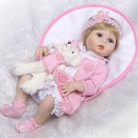 Кукла реборн девочка (артикул 609)