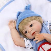 Кукла реборн мальчик (артикул 630)
