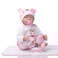 Кукла реборн девочка (артикул 633)