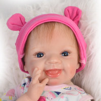 Кукла реборн девочка (артикул 636)