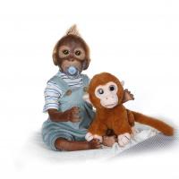 Кукла реборн обезьянка (артикул 706)